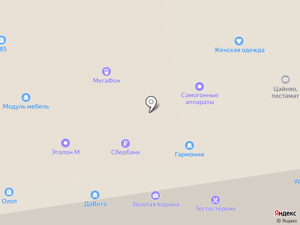 ЭталонМ на карте Всеволожска