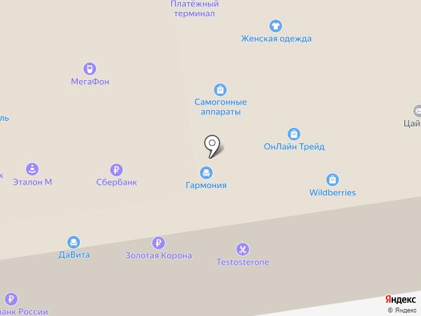 Ева на карте Всеволожска