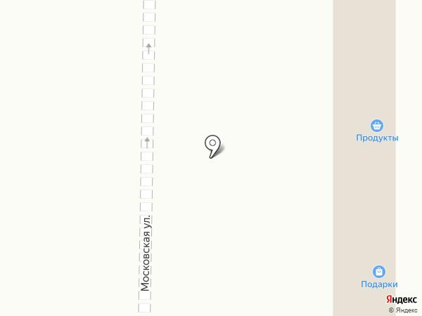 Всеволожский мясной двор на карте Всеволожска