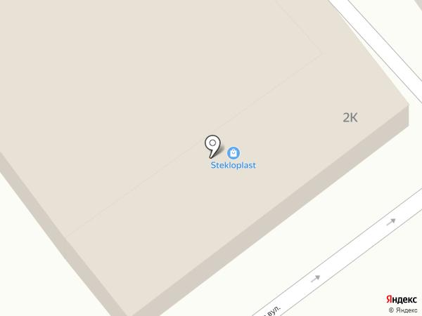 СтеклоПЛАСТ на карте Ильичёвска