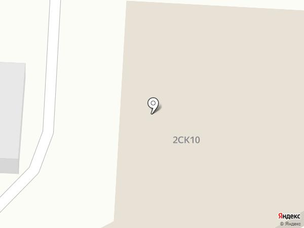Квартира на карте Ильичёвска