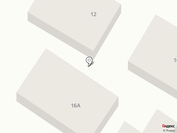 МВ на карте Нерубайского