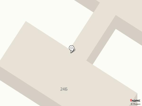 Детский сад-ясли №11 на карте Ильичёвска