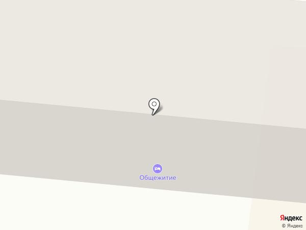 Общежитие на карте Ильичёвска