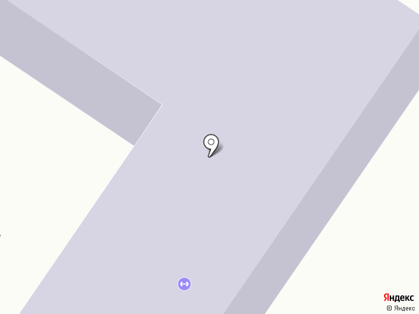Автодрайв-7 на карте Ильичёвска