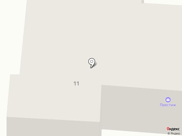 Престиж на карте Ильичёвска