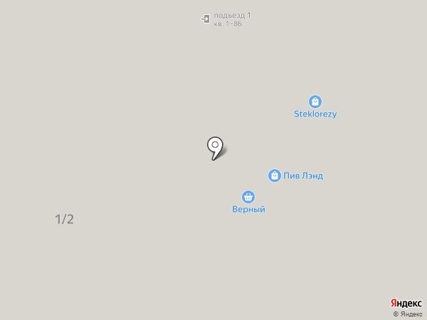 ВотОнЯ на карте Всеволожска