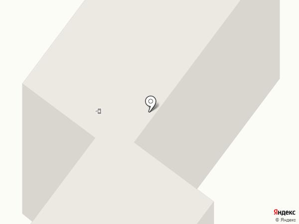 Де санж на карте Ильичёвска