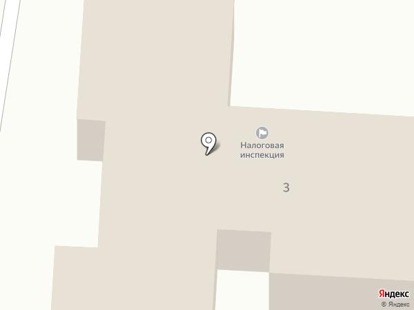 Отдел налоговой милиции на карте Ильичёвска