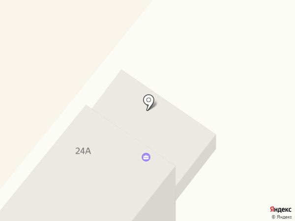 Адвокатский кабинет Котик Ф.И. на карте Ильичёвска