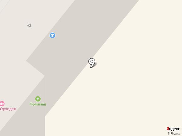 Новый дом на карте Ильичёвска
