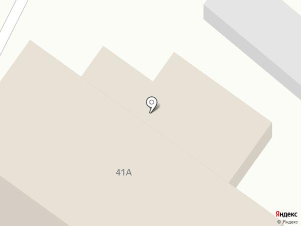 Сантек на карте Ильичёвска