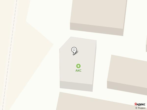 Сеть аптек на карте Ильичёвска