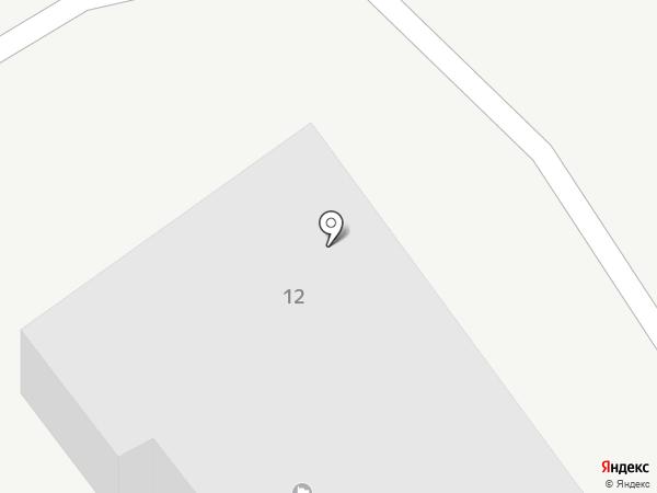 Ильичёвский РЭС на карте Ильичёвска
