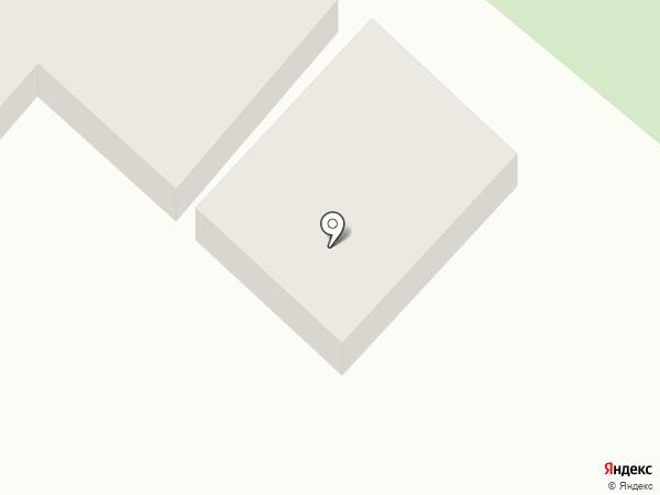 Сельская администрация на карте Бурлачьей Балки