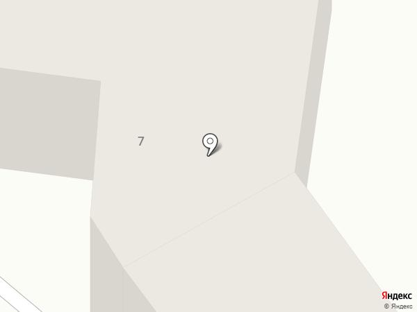 Мультиконт на карте Ильичёвска
