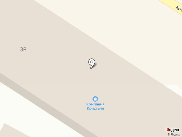 Камерон на карте Ильичёвска