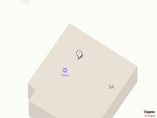 Ника на карте Ильичёвска