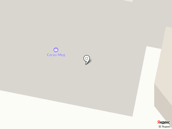 Кальтино, ТСЖ на карте Кальтино