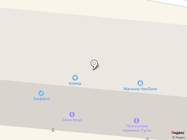ЧипZone на карте Ильичёвска