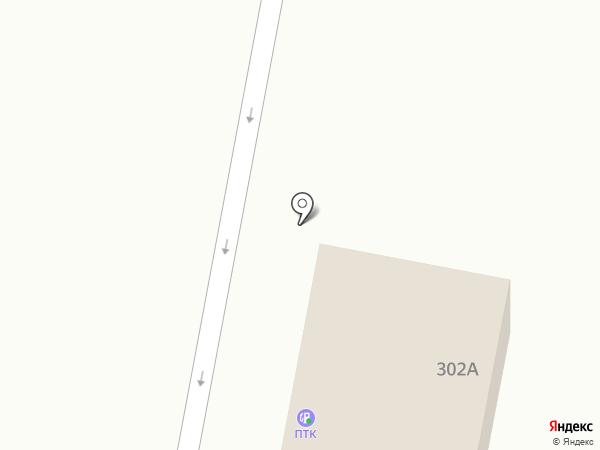 АЗС ПТК-Сервис на карте Всеволожска