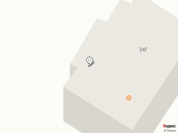 Робин-Бобин на карте Ильичёвска