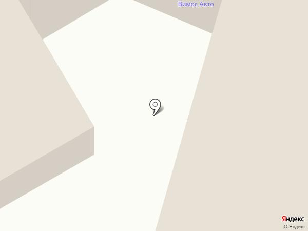 ВИМОС на карте Всеволожска