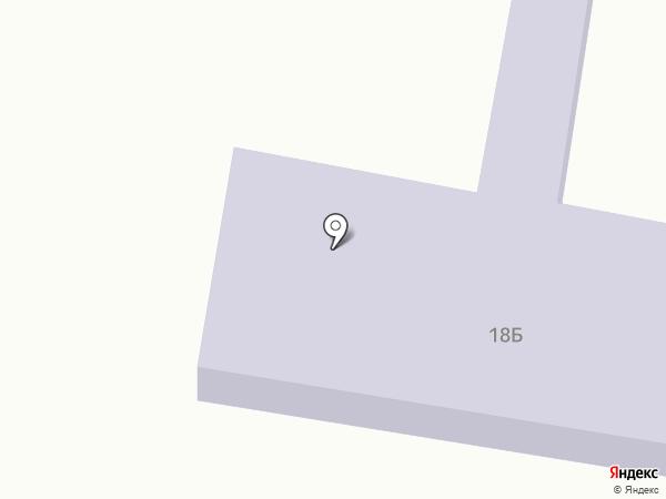 Детский сад-ясли №5 на карте Ильичёвска