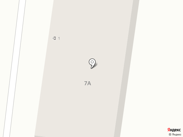 Граунд-М на карте Ильичёвска