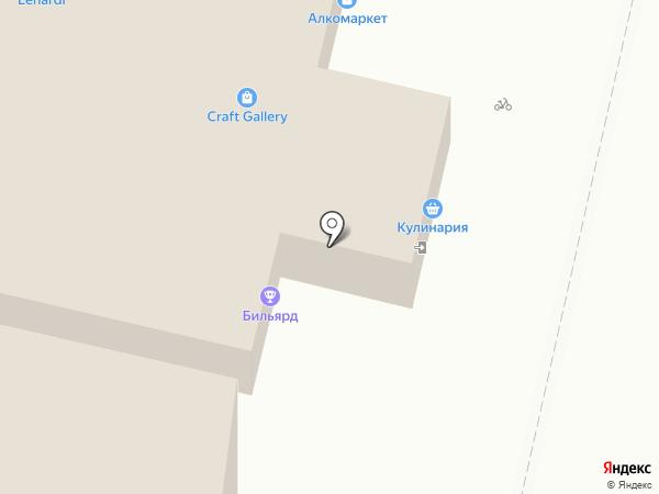 Центр отдыха на карте Всеволожска