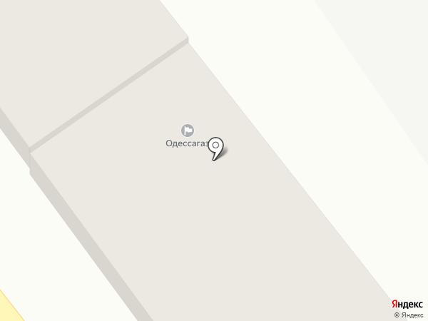 Ильичёвский городской отдел Главного Управления ГМС Украины в Одесской области на карте Ильичёвска