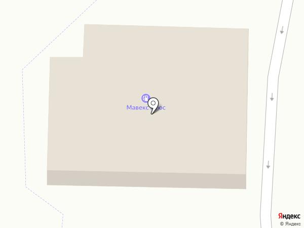 АЗС Прайм-Ресурс на карте Усатово