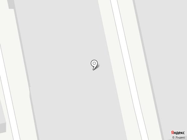 Вираж 168 на карте Одессы