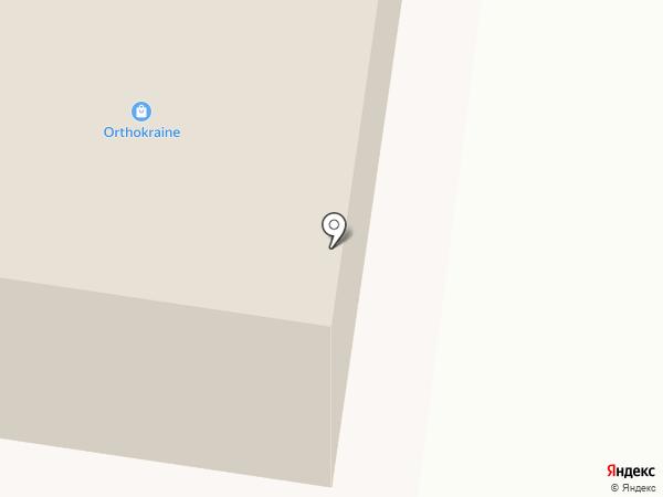 ORTHOKRAINE на карте Одессы
