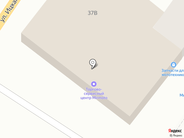 AUXINCAR на карте Одессы
