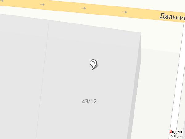 Шустов-Авто на карте Одессы