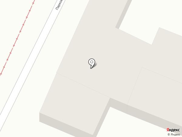 Колорит Мебель на карте Одессы