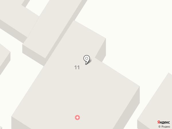 Альфа-Мед на карте Одессы