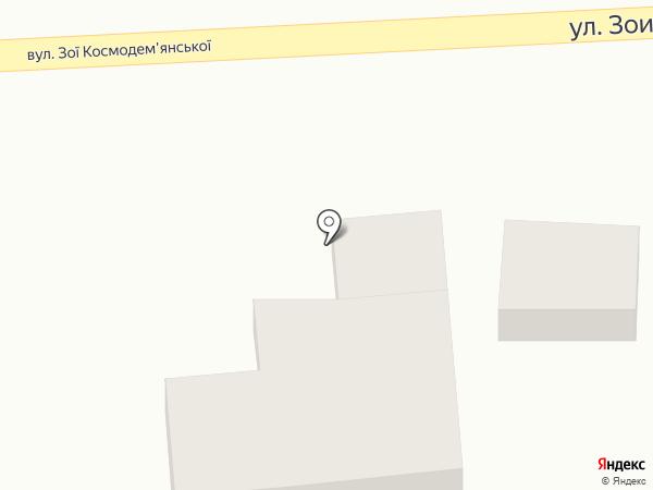 Наша аптека на карте Одессы