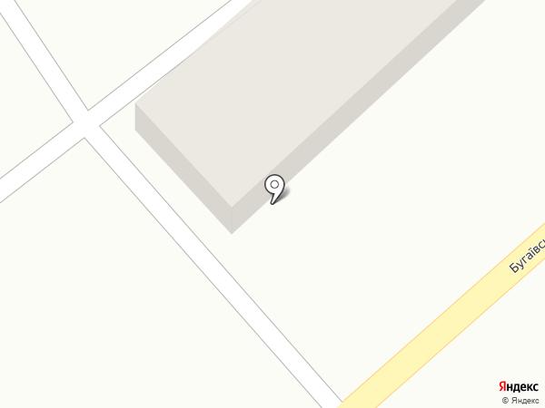 СТО на карте Одессы