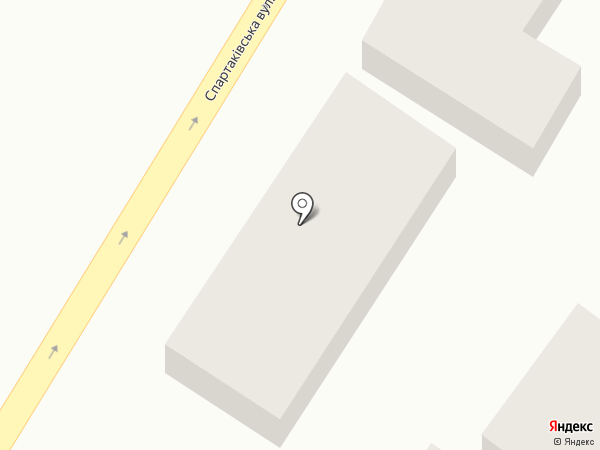 Шиносервис на карте Одессы