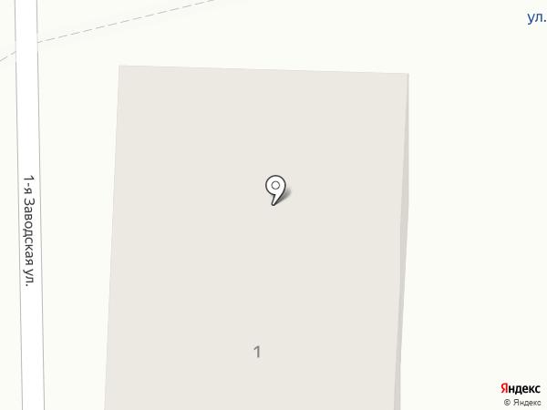 МидгардСтрой на карте Одессы