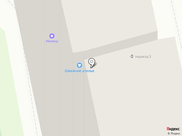 Швейная фурнитура на карте Мизикевичи