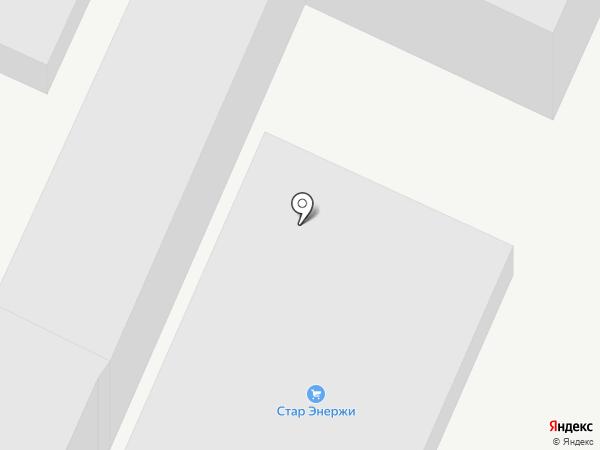 Grand style на карте Одессы