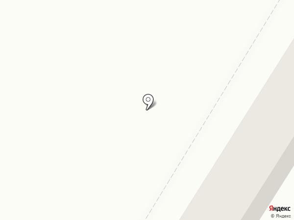 Клубок на карте Одессы