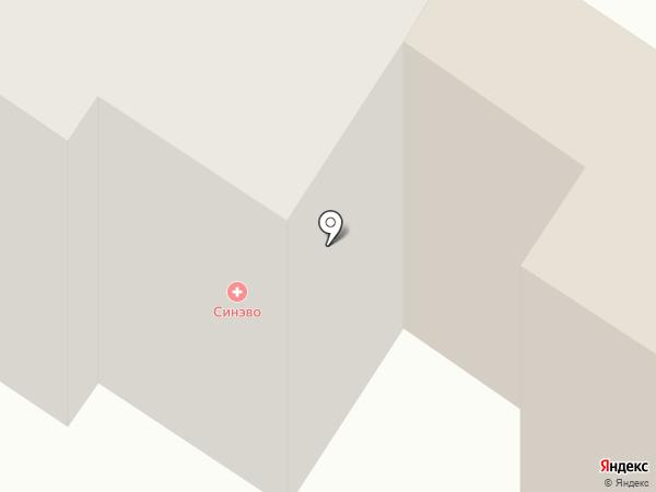ГЕМО МЕДИКА Одесса на карте Одессы