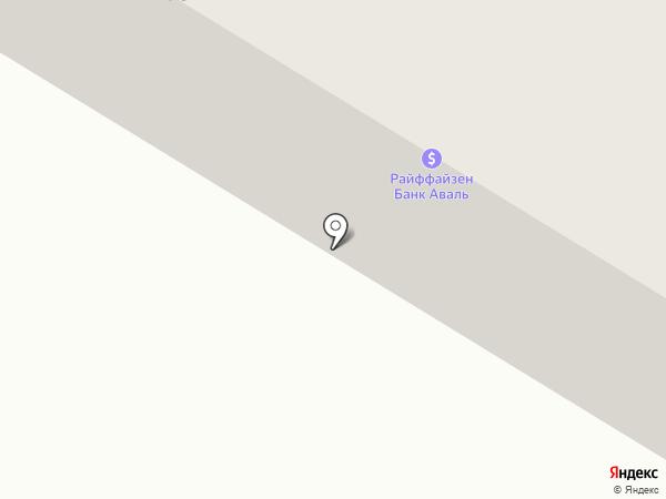 Адвокат Паляничко Д.Г. на карте Одессы