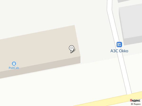 PoliCab на карте Одессы