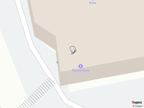 Мастерская по изготовлению ключей на карте Одессы