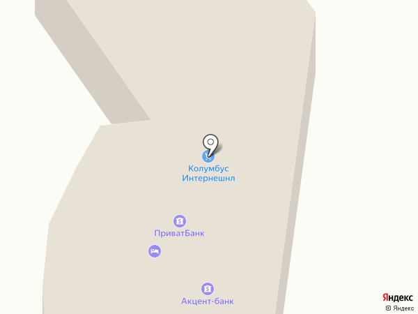 Роял клининг на карте Одессы